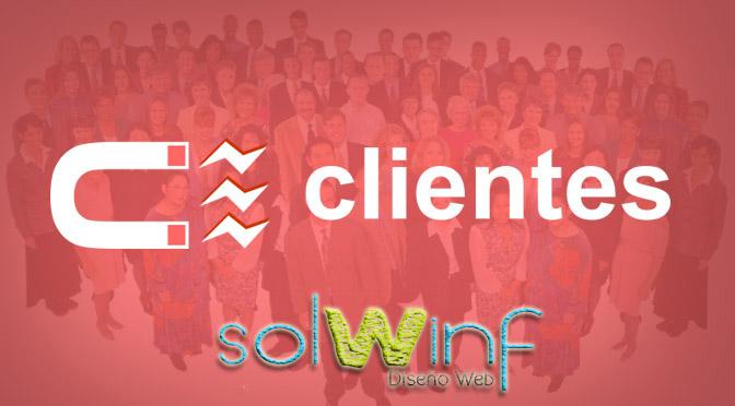 Como atraer clientes a tu página web